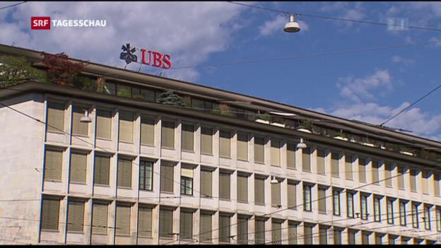 Video «Gericht lehnt den Rekurs der UBS ab» abspielen