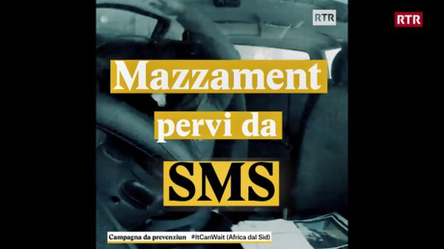 Laschar ir video «Mazzament pervi da SMS»