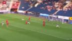Video «Ein Unentschieden zum Super-League-Start» abspielen