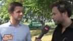 Video ««Potzmusig» hinter den Kulissen: Mathias Landtwing» abspielen