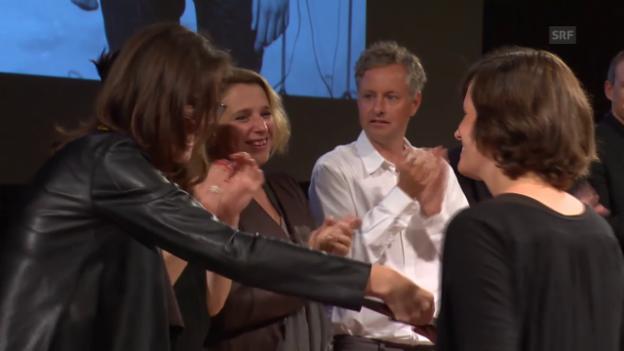 Video «Vorstellung der Nominierten» abspielen
