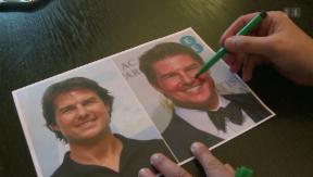 Video «Tom Cruise: Was hat er mit seinem Gesicht gemacht? » abspielen