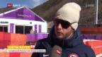 Video «Ester Ledecka - eine Snowboarderin holt Alpin-Gold» abspielen