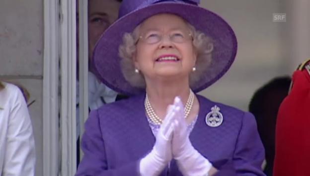 Video «Royals in der Finanzkrise» abspielen
