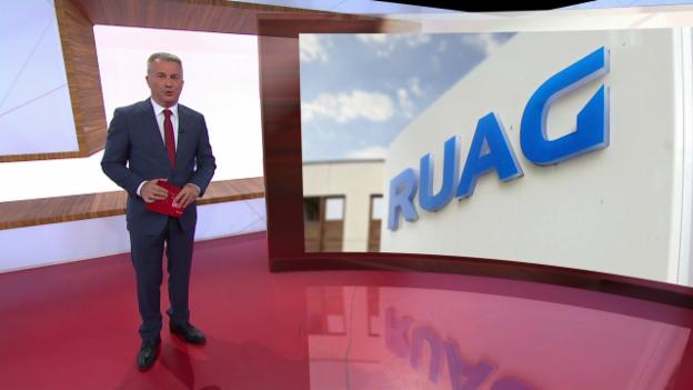 Video «Ruag | PK-Investments in Australien | Serie: Extrem-Jobs (1)» abspielen