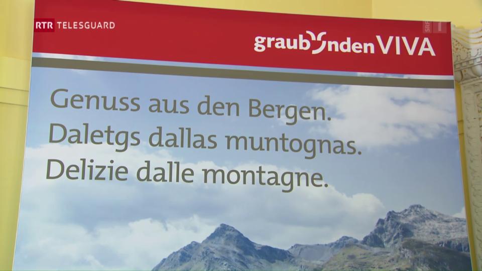 GraubündenVIVA – la culinarica duai daventar zunt speziala per il Grischun