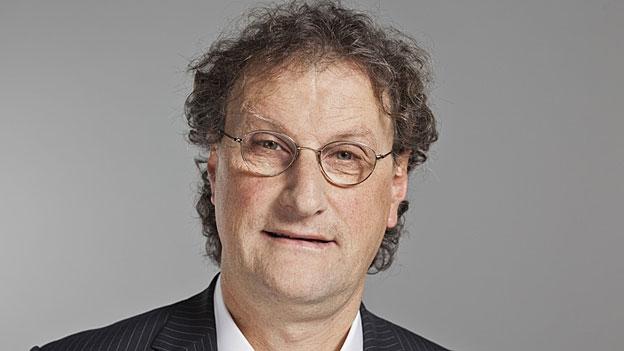 Geri Müller zum Resultat im 1. Wahlgang (Stefan Ulrich, 13.1.2013)