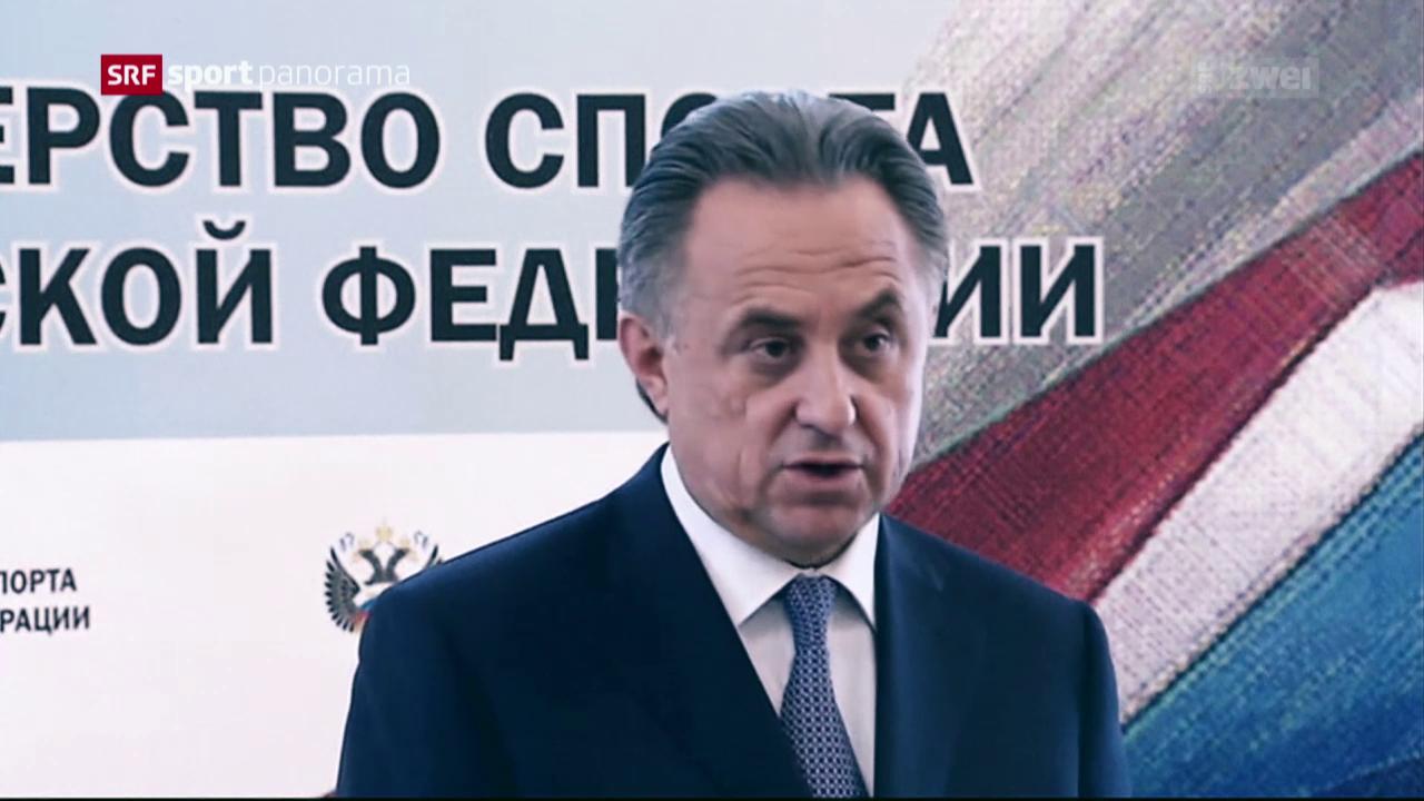 Keine Kollektivstrafe: IOC lässt russisches Rumpfteam zu