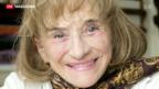 Video «Trudi Gerster gestorben» abspielen