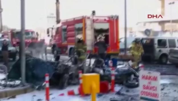 Video «Der Anschlag von Izmir (Originalton)» abspielen