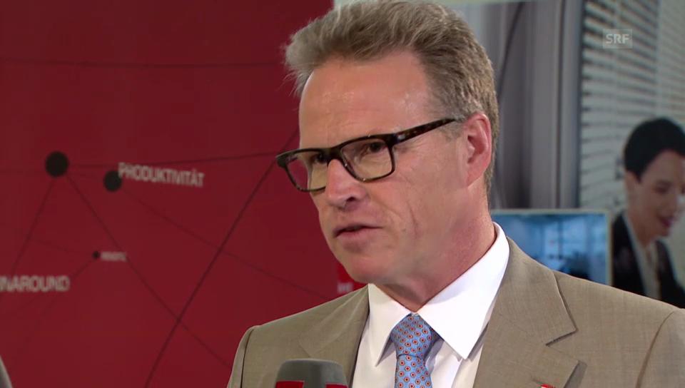 Interview mit SBB-Chef Andreas Meyer