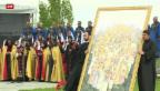 Video «Armenien gedenkt des Völkermordes» abspielen