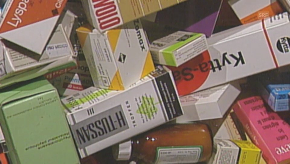 1985: Pharmalobby kassiert mit Ärzten ab