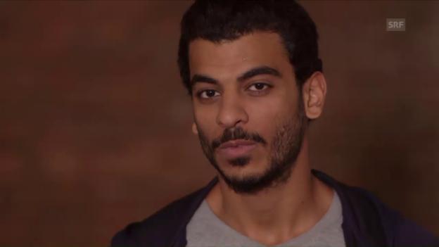Video «Die Schauspieler über «While I Was Waiting»» abspielen