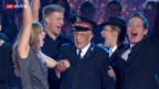 Video «Uniformstreit am Eurovision Song Contest» abspielen
