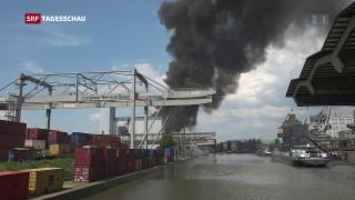 Video «Brand unter Kontrolle» abspielen