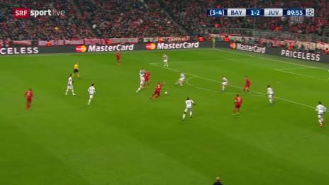 Video «Müller erzielt den 2:2-Ausgleich» abspielen