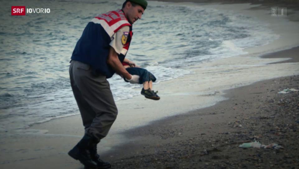Wie der Tod des Flüchtlingsjungen Aylan die Welt bewegt