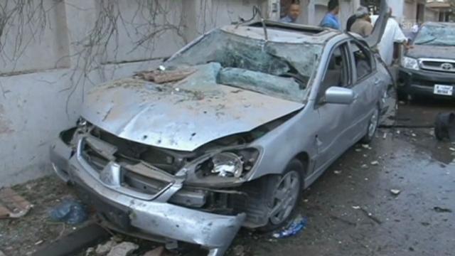 Anschlag in Tripolis (unkomm.)