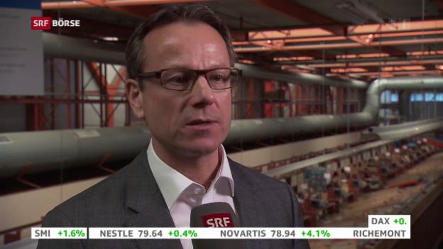 Video «SRF Börse vom 12.07.2018» abspielen