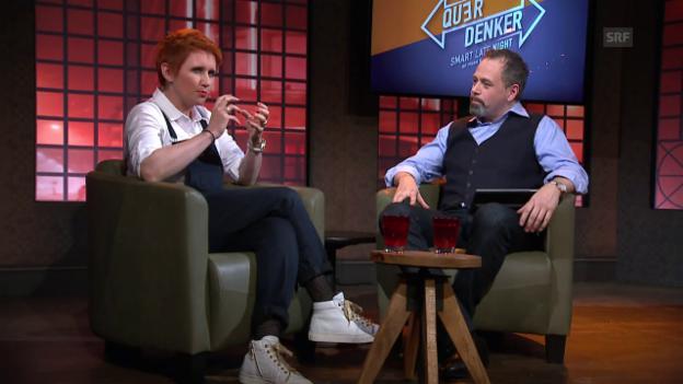 Video ««Schlacht der Geschlechter» mit Steffi Buchli» abspielen