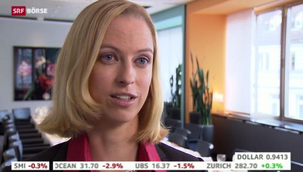 Video «SRF Börse vom 22.09.2014» abspielen