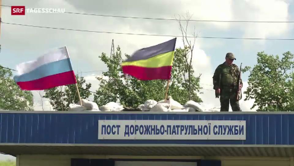 Putin will Verlängerung der Feuerpause in der Ukraine
