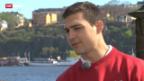 Video «Nino Niederreiter spricht in der «sportlounge»» abspielen