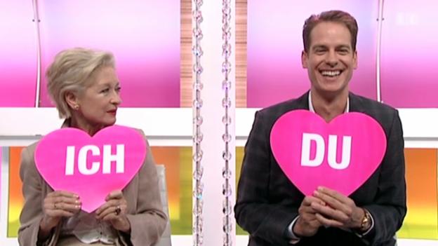 Video «Heidi Maria Glössner und Volker Wall» abspielen