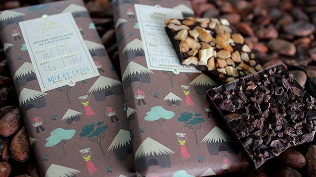 Susan Bavier über Schokolade aus der Elfenbeinküste