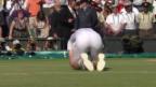 Video «Tennis: Highlights Wimbledon-Final Djokovic-Murray» abspielen
