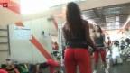 Video «10vor10 Brasil: Samba in Rio de Janeiro» abspielen