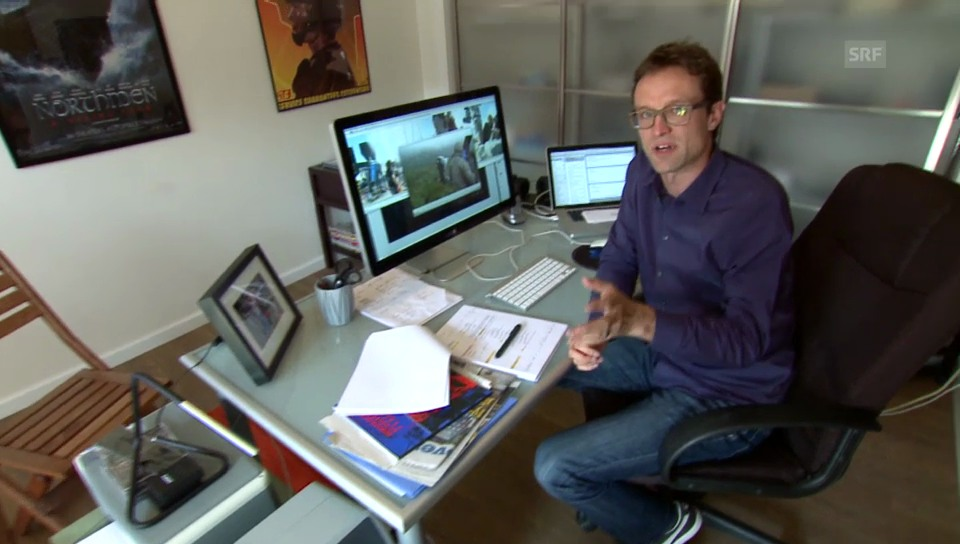 Claudio Fäh: Schweizer Regisseur in Hollywood erfolgreich