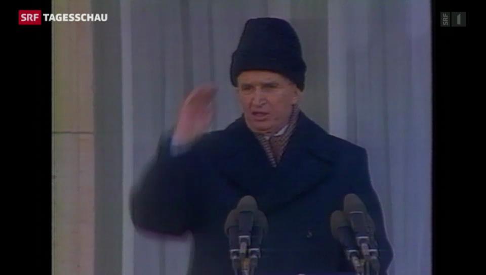 25 Jahre nach dem Ende der Diktatur in Rumänien
