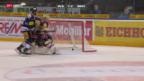 Video «Eishockey: Zug - Genf» abspielen