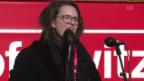 Video «Veronica Fusaro: Musik-Hoffnung an den Olympischen Spielen» abspielen