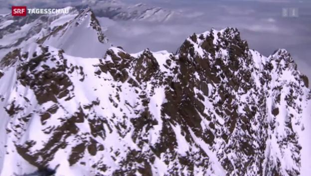 Video «Die Schweiz hat einen «neuen» Berg» abspielen