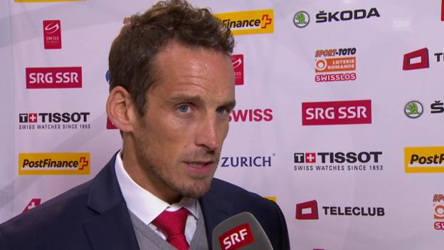 Video «Fischer: «Defensive Stabilität fehlte heute»» abspielen