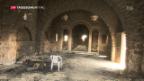 Video «Besuch in syrischer Geisterstadt» abspielen