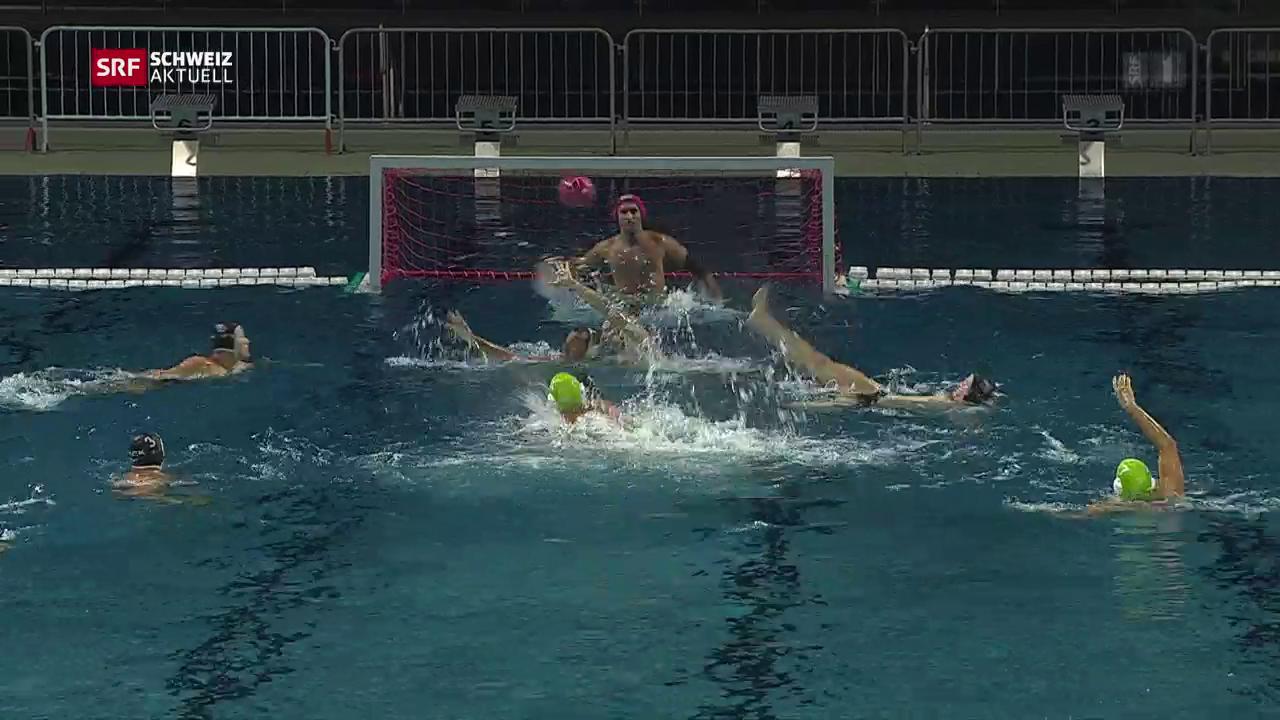 Ticino Sportivo: Wasserball