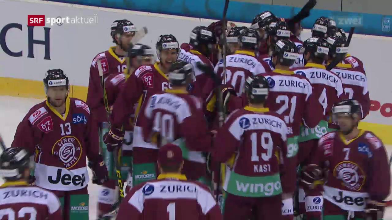 Genf zieht in den Cup-Final ein