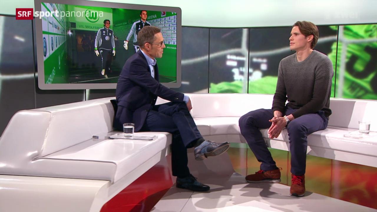 Fussball: Studiogast Marwin Hitz im Gespräch - Teil II