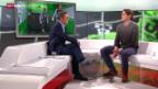 Video «Fussball: Studiogast Marwin Hitz im Gespräch - Teil II» abspielen