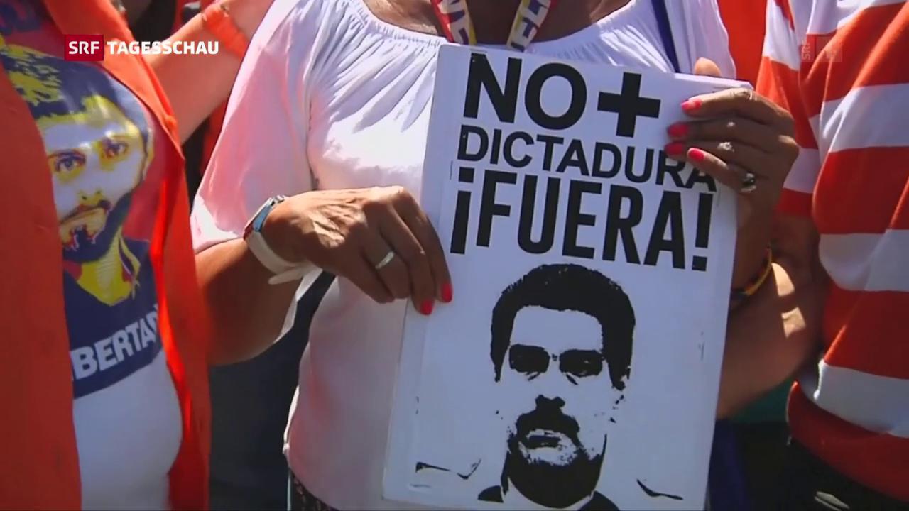 Kehrtwende in Venezuela