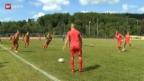 Video «Fussball U21 - Das Erfolgsgeheimnis des Schweizer Ausbildungsmodells» abspielen