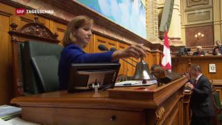 Video «Herbstsession: Einigung in Energiestrategie 2050» abspielen