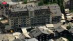 Video «Wieder mehr Hotelübernachtungen in der Schweiz» abspielen
