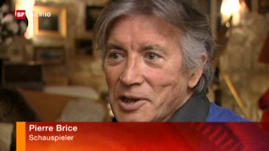 Video ««Winnetou»-Darsteller Pierre Brice wird 80» abspielen