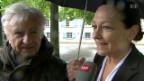 Video «Reunion Folge 4: Emil Steinberger und Beatrice Kessler» abspielen