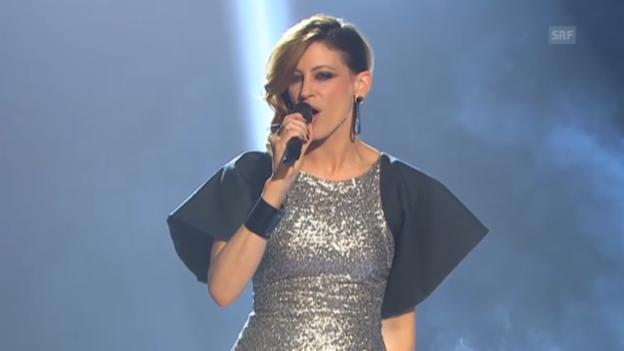 Video «Slowenien: Hannah, «Straight Into Love»» abspielen